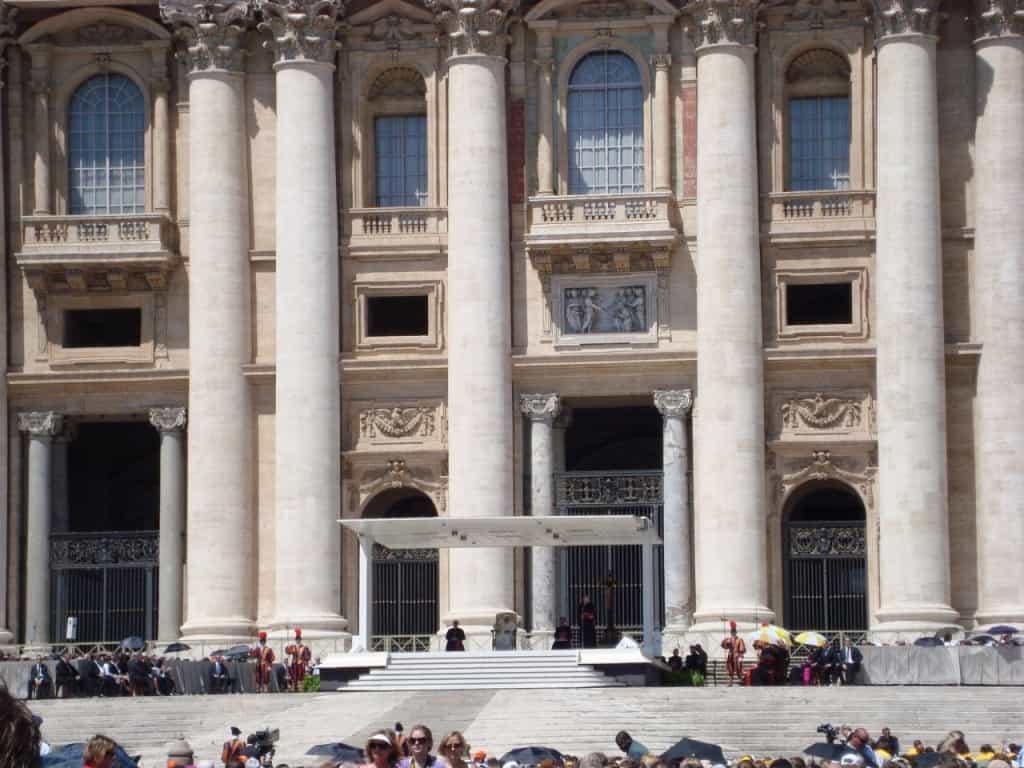 Vaticano - Grupo ZA 1