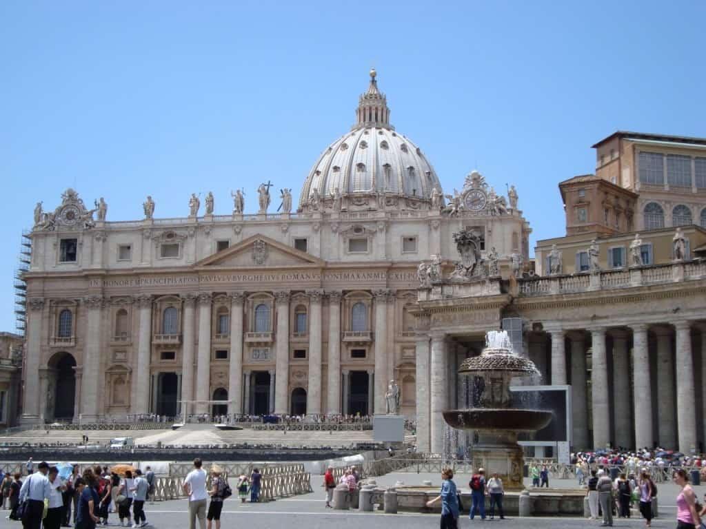 Vaticano - Grupo ZA 2