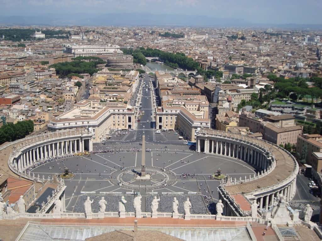 Vaticano - Grupo ZA 5