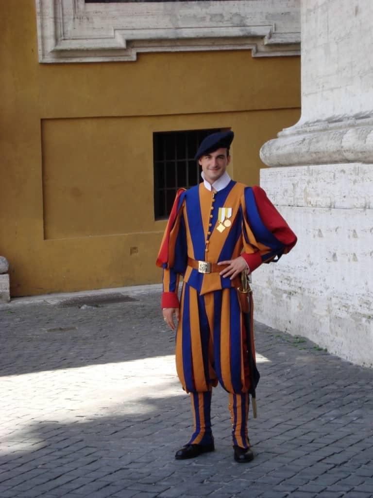 Vaticano - Grupo ZA 7