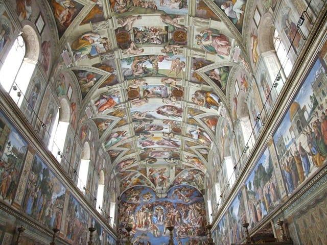 Vaticano - Grupo ZA 8