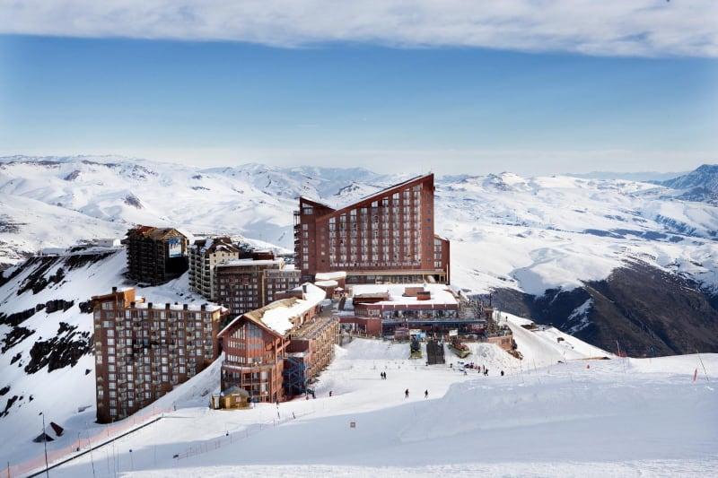 America Easy Valle Nevado 1